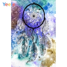 Yeele Decor Photocall Water Inks Hanging Ornament Photography Backdrops Personalized Photographic Backgrounds For Photo Studio