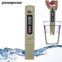 Портативная ручка с TDS тестер цифровой счетчик воды фильтр для измерения качества воды Чистота TDS измерительный инструмент скидка 42