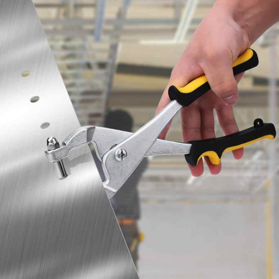 Hole Punched Alumimum Electric Blow