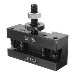 1 * BXA 250 202 szybka zmiana toczenie nudne i  przed którymi stoi CNC tokarka uchwyt na narzędzia w Części do narzędzi od Narzędzia na