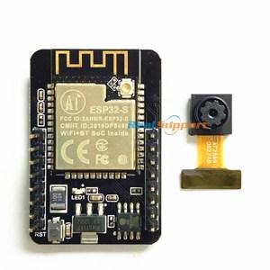 Image 3 - Carte de développement de Module de caméra de Module de WiFi + Bluetooth de ESP32 CAM ESP32 avec le Module de caméra OV2640 2MP avec lantenne dipex