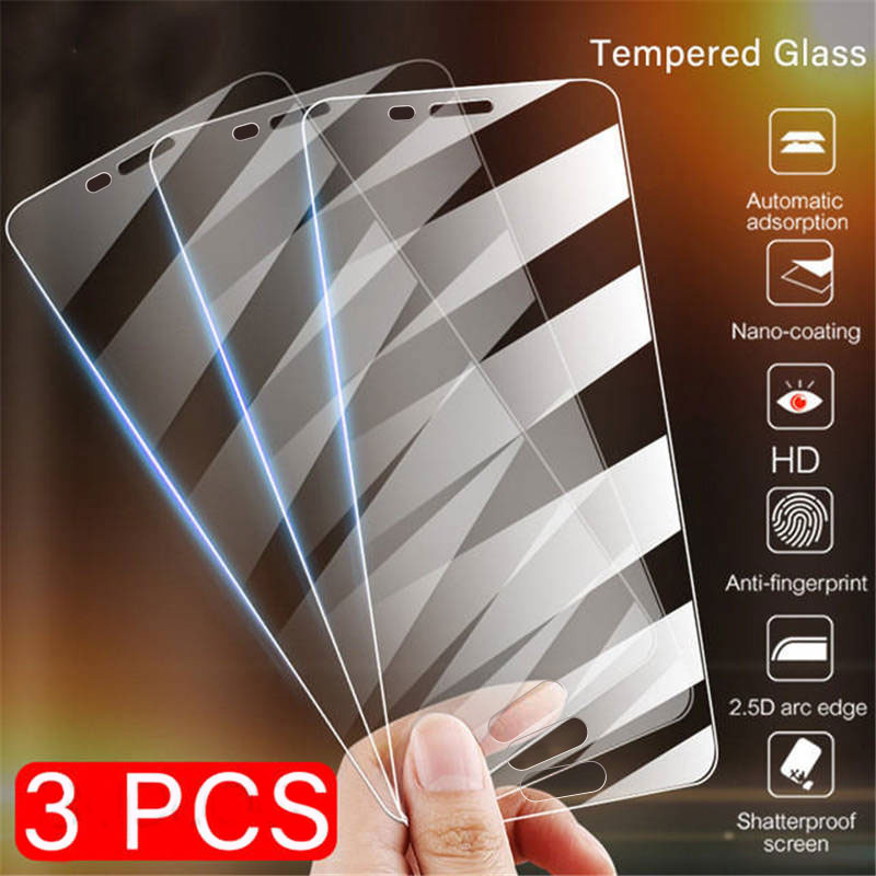 Tempered Glass For Samsung Galaxy A5 2017 A3 A6 A8 J5 J4 Plus Glass On Screen Protector A5 Glass For Samsung A7 2018 J7 J8 A9 J6