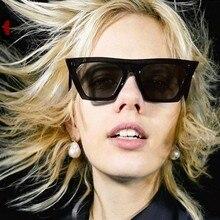 2020 Retro Cat Eye Sunglasses Women Brand Design Vintage Black Sun Glas