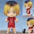 Милый Аниме Haikyuu! Волейбольный атлет Kozume Kenma 605 ПВХ фигурка Коллекционная модель игрушки кукла 10 см