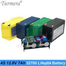 Аккумулятор lifepo4 12 В 32700 4s1p 128 7 а/ч со сбалансированным