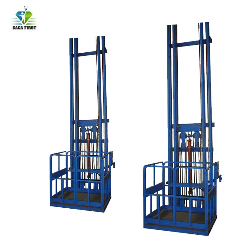 2019 Vertical Cargo Lifting Can Be Customized