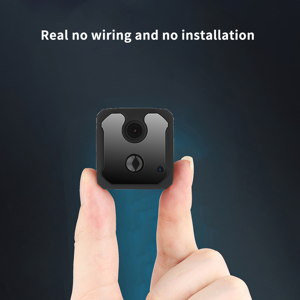 Mass Storage Sensor Camera HD 1080P Security Camera  Night Vision Camera With Motion Detection Recording Function