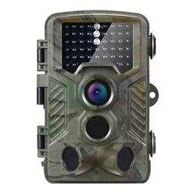 Trail-Camera Night-Vision Motion 16MP/1080P H881 LCD Degree-Detect Range 120