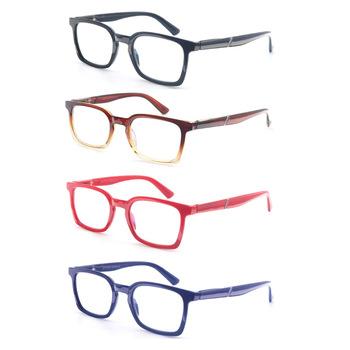 Okulary blokujące niebieskie światło komputerów mężczyźni okulary komputerowe okulary do gier damskie okulary blokujące niebieskie światło okulary do czytania szkodliwe światło blokujące okulary tanie i dobre opinie ModFans WOMEN Unisex Jasne Antyrefleksyjną MSR032 38cm Poliwęglan 4 8cm Z tworzywa sztucznego Black Brown Red Blue 0 +1 00 +1 25 +1 50 +1 75 +2 00