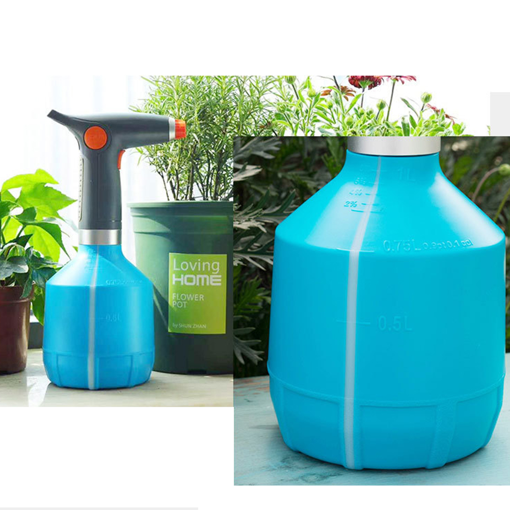 Portable Automatic Sprayer Plant Home Multi Use Electric Adjustable Nozzle Garden Rotation Anti Fall Rechargeable Watering|Sprayers| |  - title=