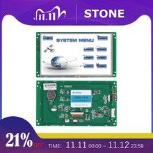 7 Inch Seriële Lcd Display Module Met Programma + Touch Screen Voor Apparatuur Bedieningspaneel STVC070WT 01