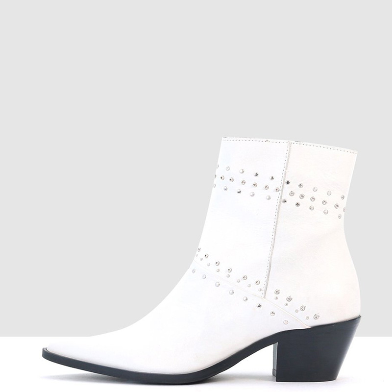 Shoes Shofoo Ankle Boots  - AliExpress