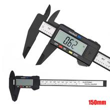 150 мм 6 дюймов цифровая шкала штангенциркуля измерительный