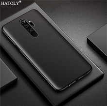 For Cover Xiaomi Redmi Note 8 Pro Case Ultra-thin Smooth Hard PC Back Cover Slim Protective Phone Case For Redmi Note 7 Pro Case цена