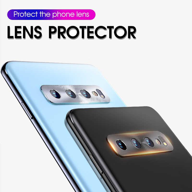 Protetor de lente da câmera para samsung note 10 plus anti-risco câmera lente protetora para samsung s10 s10e a30 a50 a8s a9s a9 2018