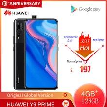 Original HUAWEI Y9 Prime Mobile phone 4G RAM 128GB ROM Kirin