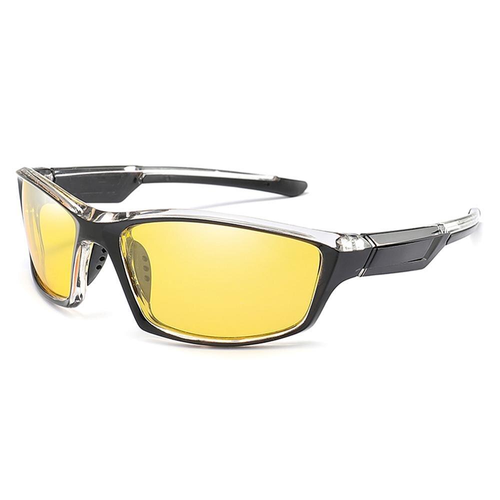 Купить yameize антибликовые очки ночного видения для вождения мужские