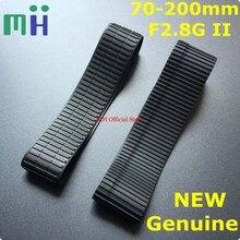 Novo original para nikkor 70 200 ii zoom anel de borracha foco anel de borracha para nikon 70 200mm 1:2. 8g ii ed vr reparação parte