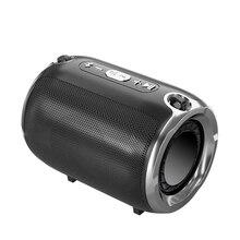 NBY Bluetooth kablosuz hoparlör Stereo sütun HIFI taşınabilir Boombox Subwoofer hoparlörler destek FM radyo TF AUX USB telefonlar için
