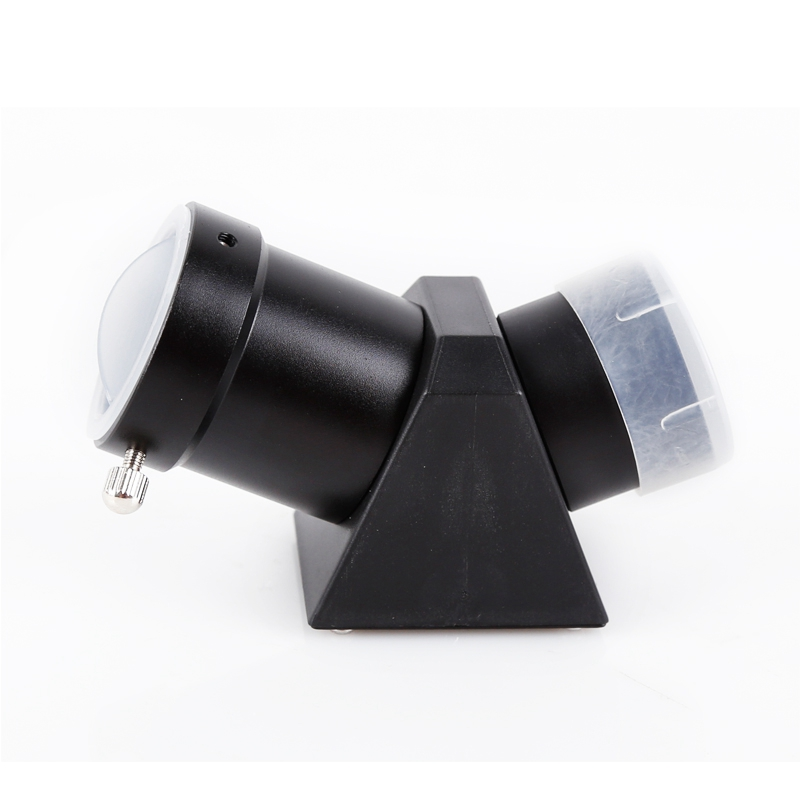 1.25 Inch45 Degree Mirror Diagonal Of Astronomical Telescope Adapter Prism Eyepiece Telescope Accessories