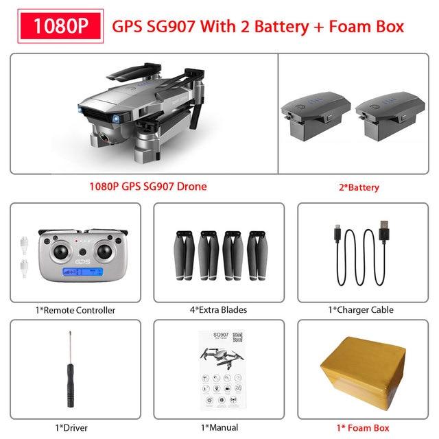 SG907 1080P 2B Foam