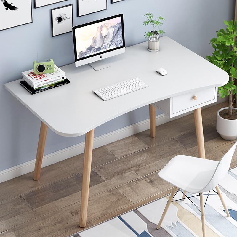 Computer Desk Desktop Nordic Simple Desk Writing Desk Simple Home Student Desk Single Bedroom Small Table