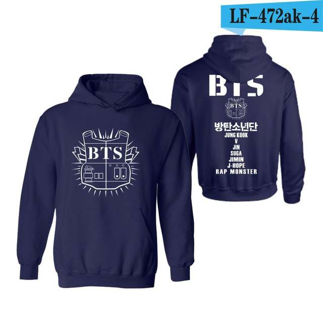 Ouma Bts Clothes Bulletproof Boys Concert Official Related