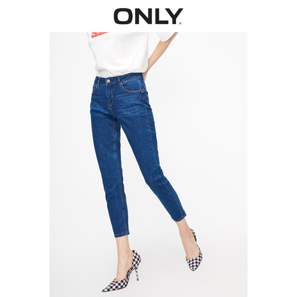ONLY Women's Tight-leg Crop Jeans | 119149678