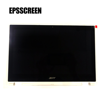 new laptop lcd screen fit for ACER CHROMEBOOK R11 C738T digitized screen touch assembly display HD 30PIN white