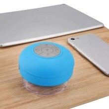 Mini Wireless Bluetooth Speaker Portable Waterproof Shower Speaker for phone MP3 Bluetooth Receiver Hand Free Car Speaker
