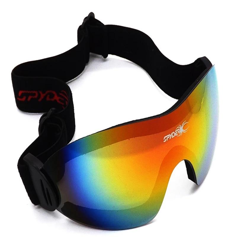 New Design Eyewear Ski Goggles Men Women 2 Lens UV400 Anti-fog Skiing Snowmobile Snowboard Snow Skating Mask Ski Glasses