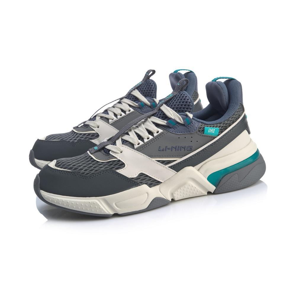 Image 5 - Li Ning Men 001 R 1 Classic Leisure Lifestyle Shoes Hit Color  Retro Dad Shoes LiNing li ning Sport Sneakers AGCP061 YXB308Walking  Shoes