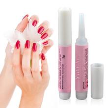 Popular Mini Portable Nail Glue Art Deco Alpha Cyanoacrylate Nail Glue Nail Accessories High Quality Beauty Nail Glue Art Tool cheap ELECOOL Gel Polish Nail Art Glue Acrylic Glue Transparent Wholesale Dropshipping