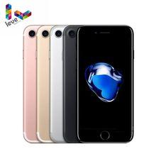 """Apple iPhone 7 4,"""" 2 Гб ОЗУ 32/128/256 Гб ПЗУ 12.0MP четырехъядерный IOS 10 отпечаток пальца разблокированный 4G LTE мобильный телефон"""