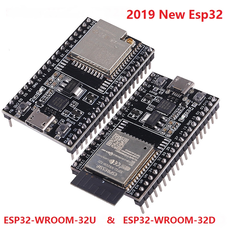 2019 Newest ESP32-DevKitC core board ESP32 development board Wireless WiFi Bluetooth Development Board Amplifier Filter Module