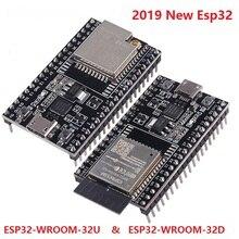 2019 Newest ESP32-DevKitC core board ESP32 development board Wireless WiFi Bluetooth Development Board Amplifier Filter Module the nanopi s2 quad core cortex a9 s5p4418 bluetooth 4 0 wifi maker development board