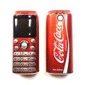 Новый 2020 CHAOAI мини мобильный телефон K8 Bluetooth keybord dual sim mp3 записывающий звонок супер мини телефон