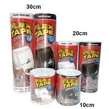 Fita impermeável de fibra super forte de 1.52m, largura da fita: fita adesiva de reparo de vedação de vazamento, 20 e 30cm fiberfix, tubo pvc