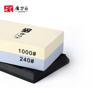 Image 2 - 그라인더 전문 일본 샤프닝 스톤 240 1000 나이프 그릿 숫돌 워터 스톤 듀얼 숫돌 TG6124