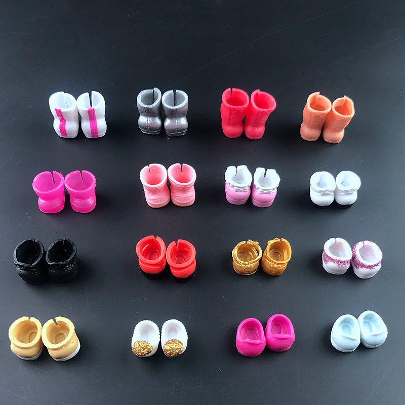 1pair Original Shoes For Lol Dolls Shoes Accessories,345 Series Dolls For LOL Doll  DIY Doll Clothes Doll Shoes