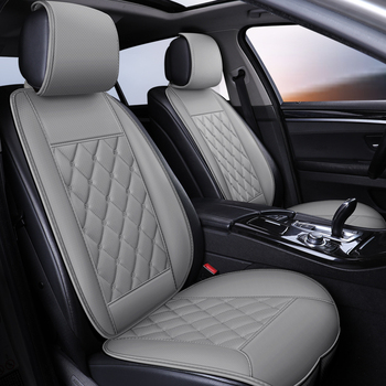 Car Seat Cover Auto Seat Cushion Car Interior Accessories Car Front Seats Covers Auto Covers for Cars Protector Leather Cushions 4pcs car seat covers universal most brand vehicle seats car seat protector interior accessories seat cover