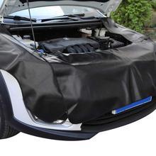 3 шт. M/L Размер Авто Ремонт крыло легкий Чехол из искусственной кожи с магнитом против царапин грязеотталкивающий прочный защитный коврик