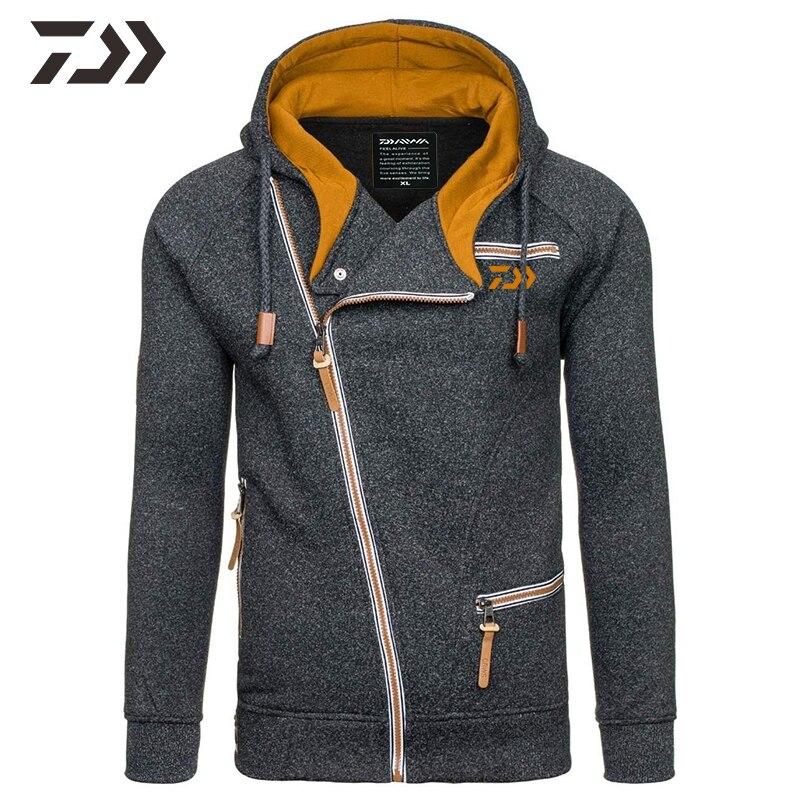 moletom casaco outwear camisola topos masculino esporte roupas de pesca