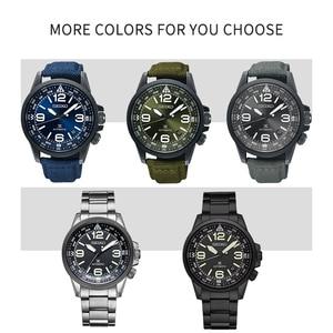 Image 5 - 세이코 브랜드 공식 오리지널 제품 전망 시리즈 시계 남자 자동 기계식 시계 캐주얼 패션 방수 손목 시계