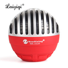 Laiyiqi mini micro micro haut-parleur Bluetooth portable lampe à LED Radio FM TF enceinte bluetooth portable puissant appel mains libres
