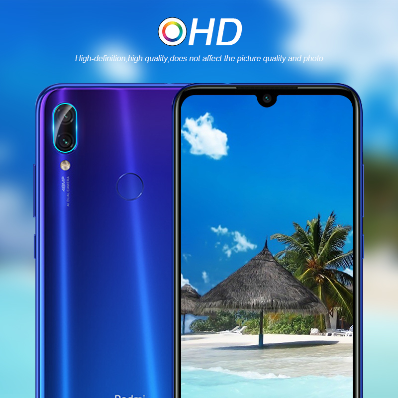 Camera Protective Film for Redmi 6 6A 5X 4A 5 plus Back Lens Protection on xiomi Redmi Note 4X 5 6 7 pro note8 Screen Protector 6