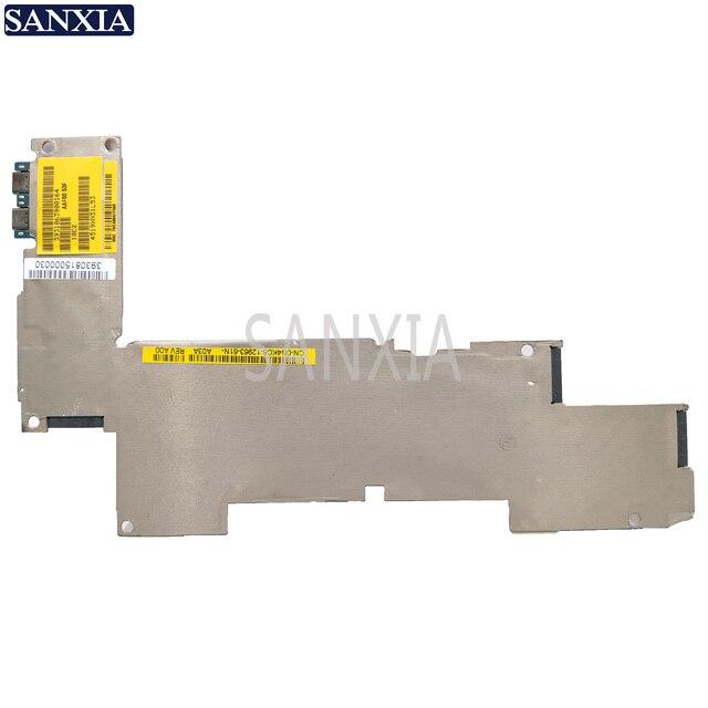 KEFU LA-C321P carte mère dordinateur portable pour Dell Latitude 12-7275 carte mère dorigine 4GB-RAM M3-6Y30