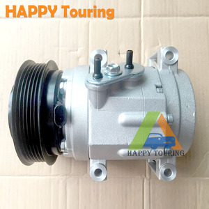 Image 1 - SP17 compressor de ar condicionado para CHEVROLET CAPTIVA 2.0 20910245 93743410 96629605 96861884 4803454 4813543 8FK351340461