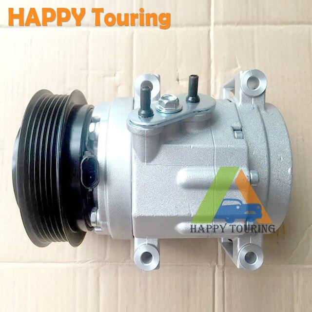 SP17 compressor de ar condicionado para CHEVROLET CAPTIVA 2.0 20910245 93743410 96629605 96861884 4803454 4813543 8FK351340461