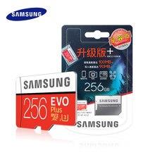 100% Original SAMSUNG Micro tarjeta SD 64 GB u1 tarjeta de memoria EVO Plus de 64 GB Class10 TF tarjeta C10 80 MB/S MICROSDXC UHS-1 envío gratuito